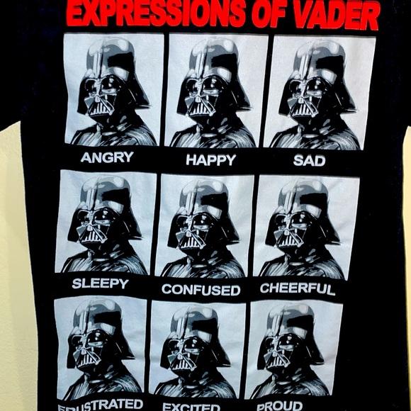 Darth Vader Profile Tee